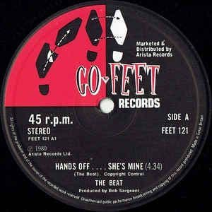 The Beat<br>Hands Off... She's Mine / Twist  And Crawl